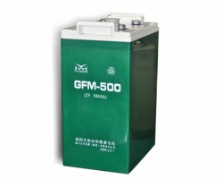Lead-acid battery series