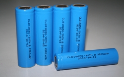 Lithium-ion battery for electric vehicle